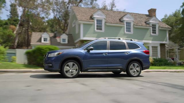2019 Subaru Ascent Sizzle Reel