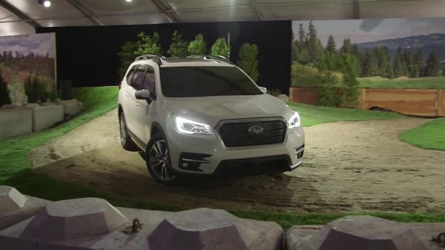 Subaru 2019 Ascent Launch