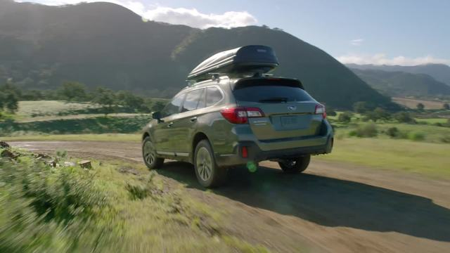 2018 SUBARU OUTBACK- RUNNING FOOTAGE- NON-SNOW.mp4