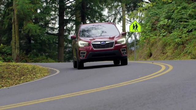 2019 Forester driving footage without supers.mp4