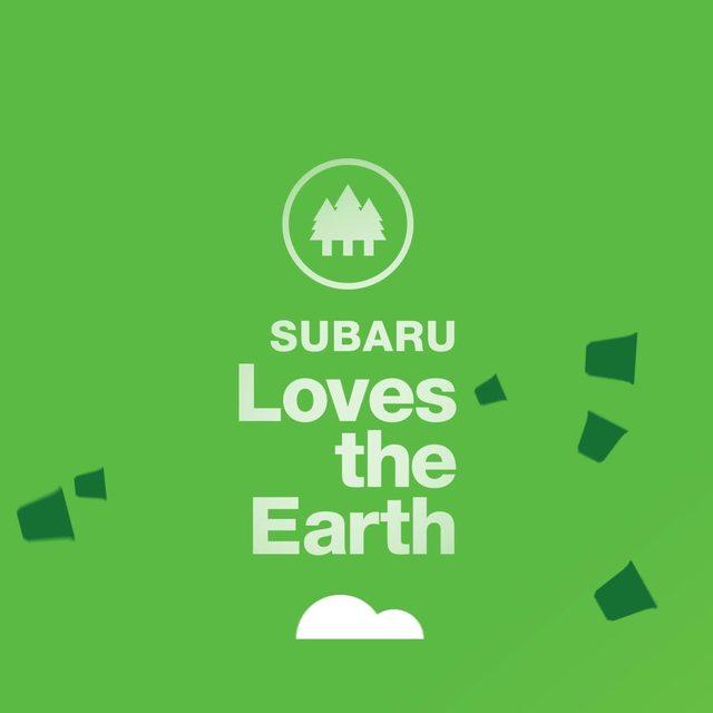 Subaru Loves the Earth