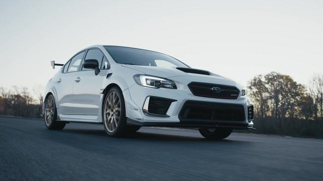 LIMITED-EDITION STI S209