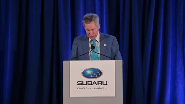 SUBARU OF AMERICA CELEBRATES NATIONAL CHARITY PARTNERS.mp4