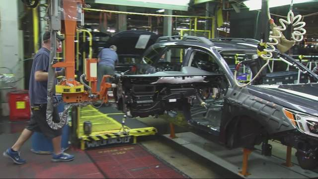 Subaru of Indiana Automotive produces 4 millionth Subaru vehicle