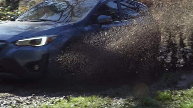 2021 Crosstrek Limited Driving Footage