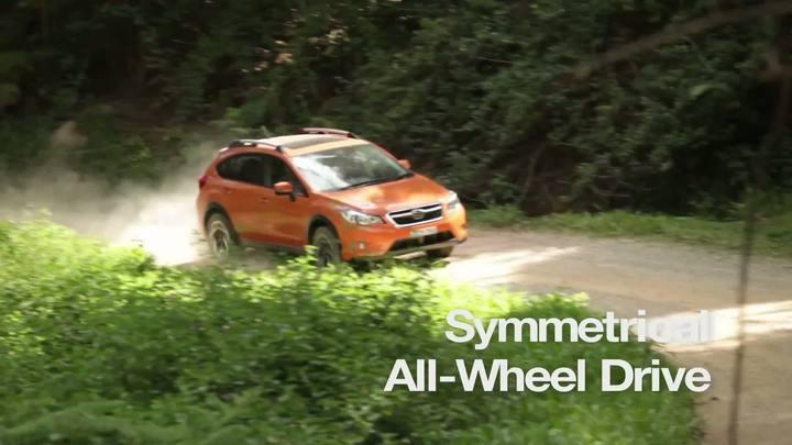 The all-new 2013 Subaru Crosstrek