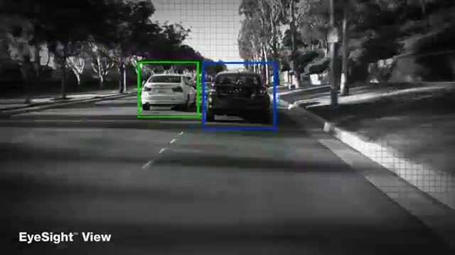 Subaru EyeSight Overview