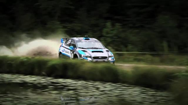 Perfect Season for Subaru Rally Team USA 2015