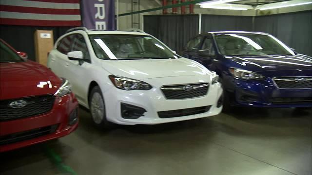 2017 Subaru Impreza Broll