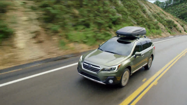 2018 Outback - Sizzle