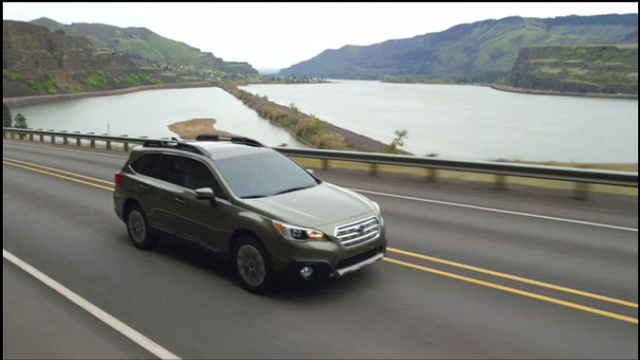 2017 Outback Running Footage