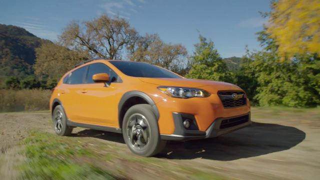 MY18 Crosstrek 20i Premium Running Footage Retail Reel